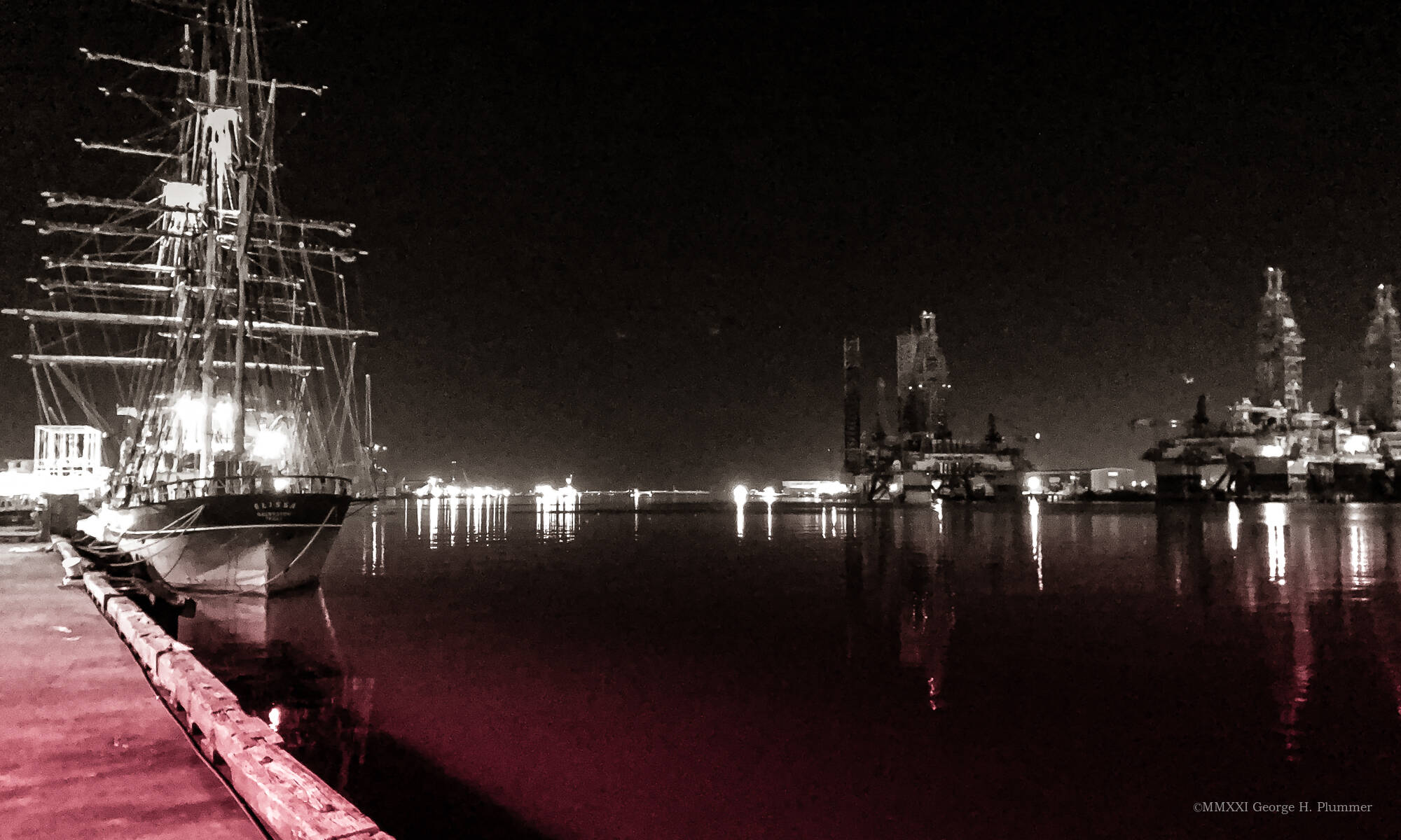 Ghost Ship?