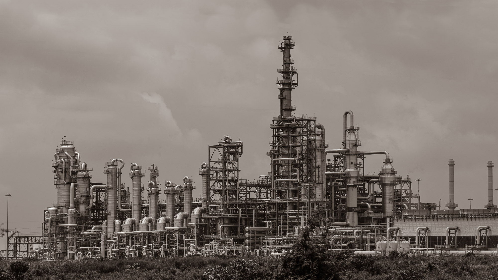 Petrochemical Plant – Freeport, TX